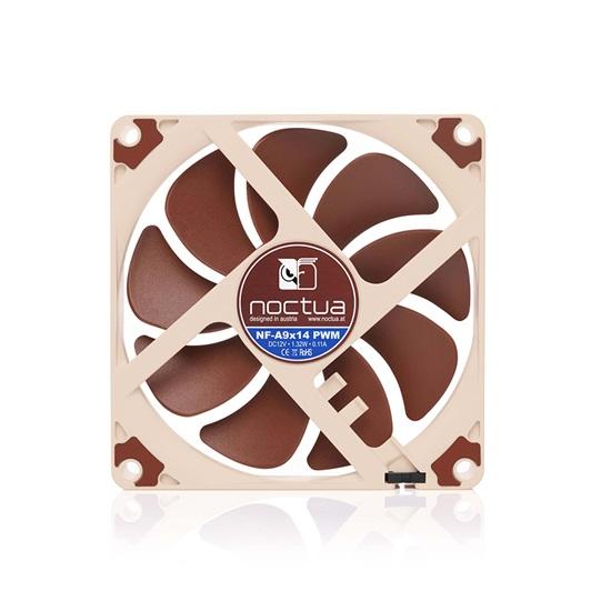 Noctua NF-A9X14 PWM PC Fan (NF-A9x14 PWM) (NOCNF-A9X14PWM)