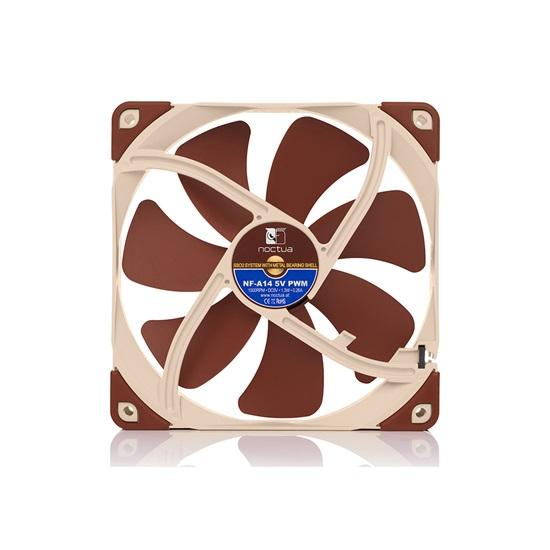 Noctua NF-A14 5V PWM PC Fan (NF-A14 5V PWM) (NOCNF-A145VPWM)