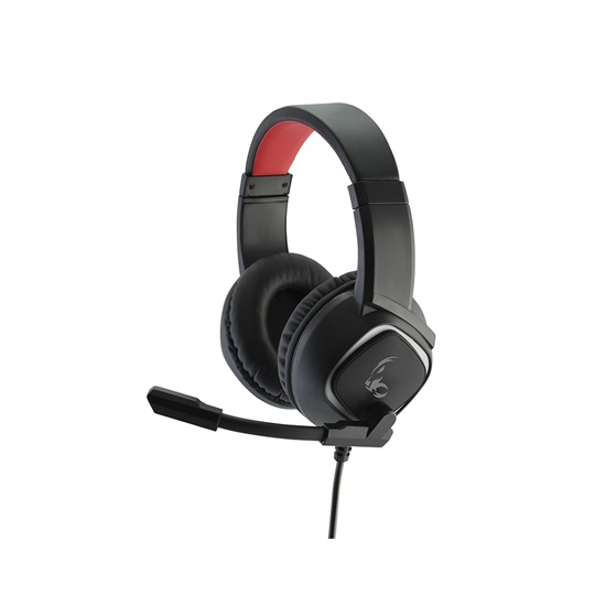 MediaRange wired USB Gaming Headset with 7.1 Surround-Sound (MRGS301)