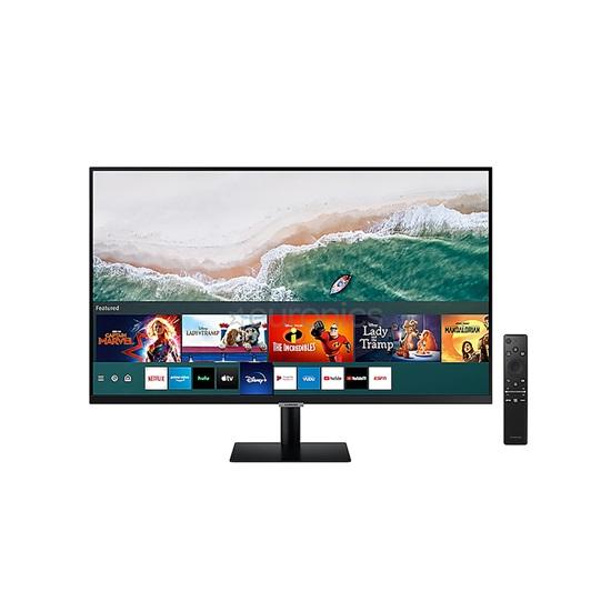 SAMSUNG LS27AM500NRXEN Smart FHD Monitor 27'' with speakers & Remote (SAMLS27AM500NRXEN)