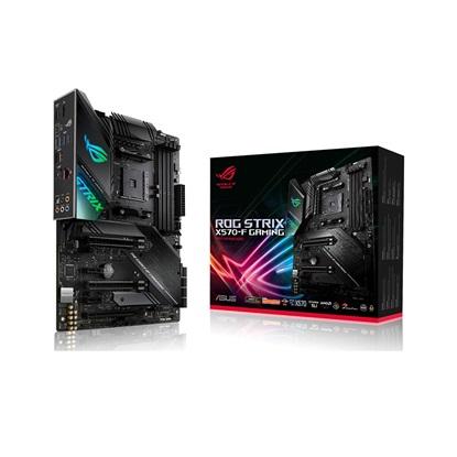 ASUS ROG Strix X570-F Gaming Motherboard ATX AM4 (90MB1160-M0EAY0) (ASU90MB1160-M0EAY0)