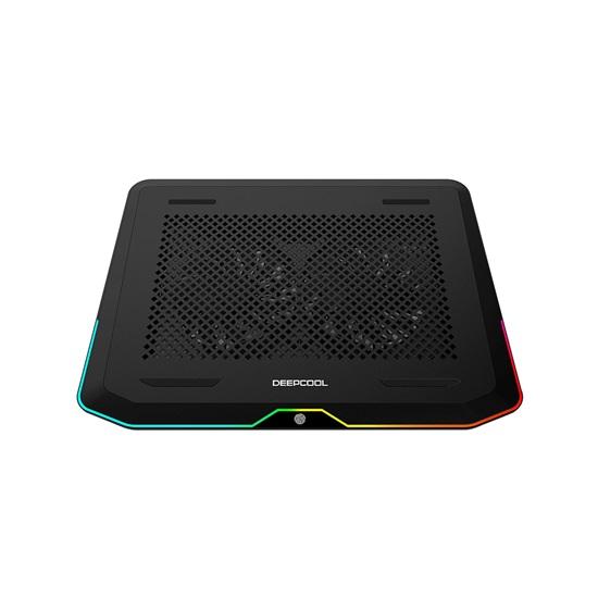 Deepcool N80 RGB Gaming Notebook Cooler with RGB (DP-N222-N80RGB) (DEEDP-N222-N80RGB)