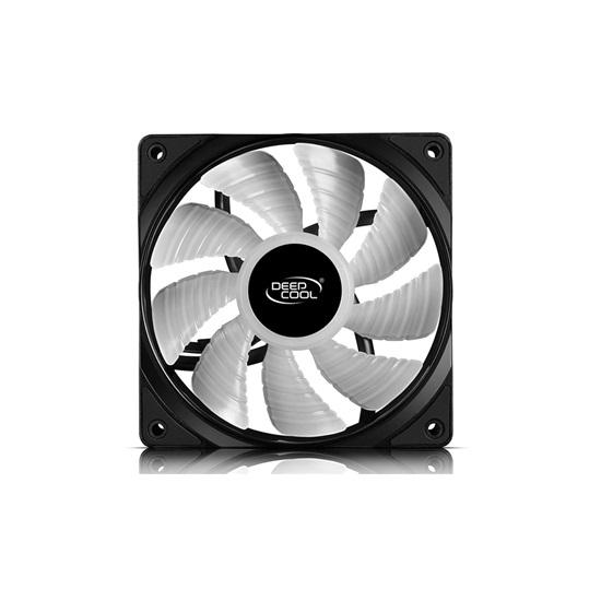 DeepCool RF120 3in1 Pc Case Fan (DP-FRGB-RF120-3C) (DEEDP-FRGB-RF120-3C)