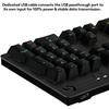 Logitech G512 Carbon RGB (GX Blue) Carbon Gaming Keyboard EN-US (920-008946) (LOGG512)