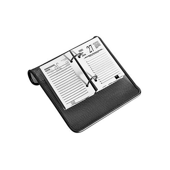 Βάση Ημερολογίου Μεταλλική με πλέγμα μαύρη (VAR123732)