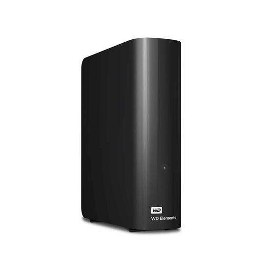 Western Digital Elements Desktop 12TB USB 3.0 (Black) (WDBWLG0120HBK-EESN)