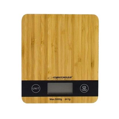 Esperanza Ψηφιακή Ζυγαριά Κουζίνας 5kg (EKS005) (ESPEKS005)