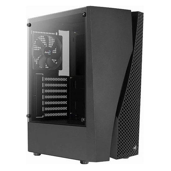 Aerocool Wave v1 (12cm black fan x 1 included) Mid Tower Case (ACCM-PV35013.11)