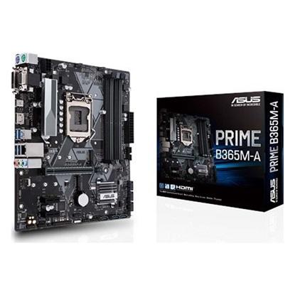 ASUS PRIME B365M-A Motherboard micro ATX LGA 1151 (90MB10N0-M0EAY0) (ASU90MB10N0-M0EAY0)