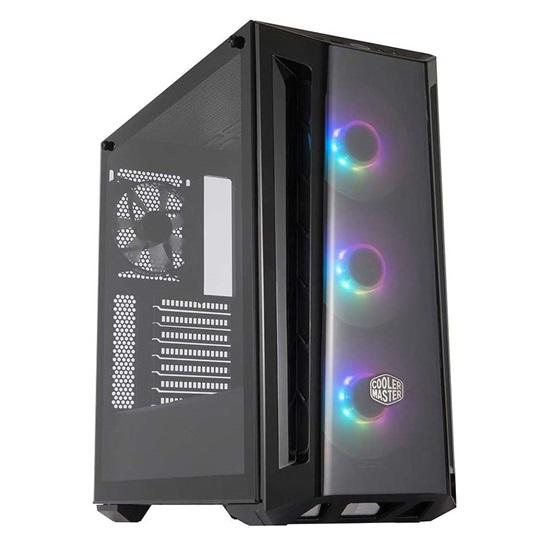CoolerMaster MasterBox MB520 ARGB Mid Tower Case (MCB-B520-KGNN-RGA) (COOMCB-B520-KGNN-RGA)