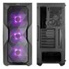CoolerMaster MasterBox TD500 ARGB Mid Tower Case (MCB-D500D-KANN-S01) (COOMCB-D500D-KANN-S01)