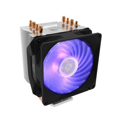CoolerMaster Hyper H410R RGB Air CPU Cooler (RR-H410-20PC-R1) (COORR-H410-20PC-R1)