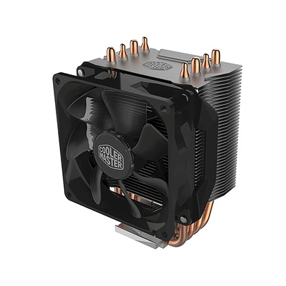 CoolerMaster Hyper H412R Air CPU Cooler (RR-H412-20PK-R2) (COORR-H412-20PK-R2)