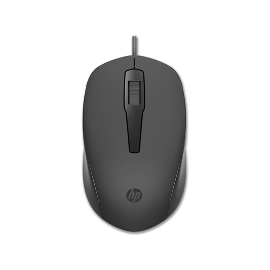 HP 150 Wired Mouse (240J6AA) (HP240J6AA)