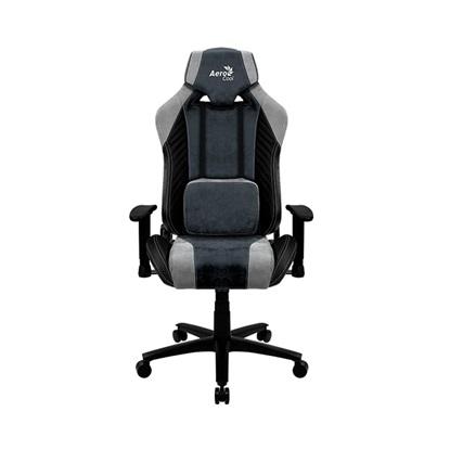 Aerocool BARON AeroSuede Universal gaming chair Steel Blue (AEROAC-250BARON-BL)