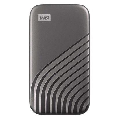 Western Digital My Passport SSD 500GB Gray (WDBAGF5000AGY-WESN)