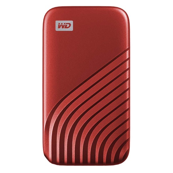 Western Digital My Passport SSD 500GB Red (WDBAGF5000ARD-WESN)