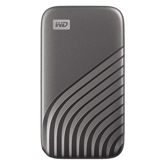 Western Digital My Passport SSD 4TB Gray (WDBAGF0040BGY-WESN)