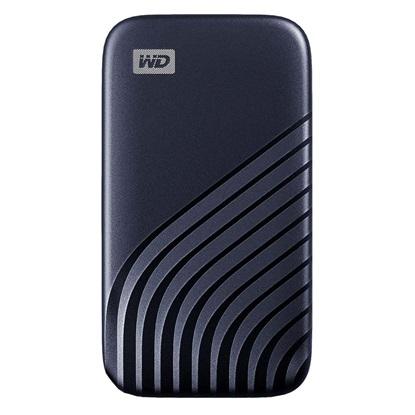 Western Digital My Passport SSD 500GB Blue (WDBAGF5000ABL-WESN)