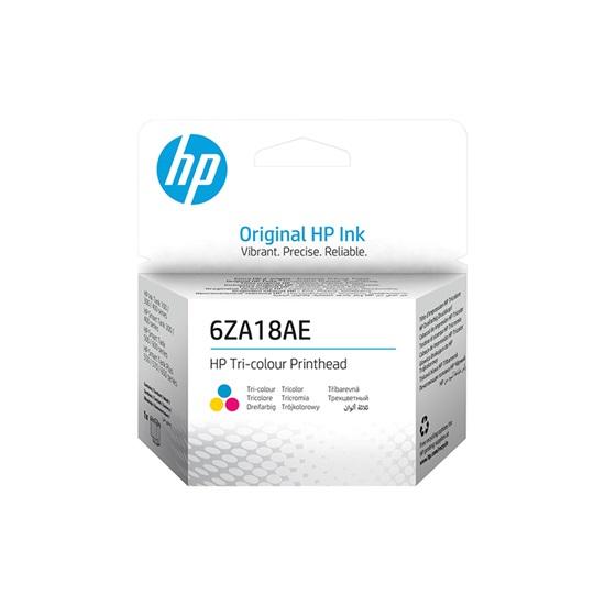 HP Κεφαλή Εκτύπωσης Tri-Colour (6ZA18AE) (HP6ZA18AE)