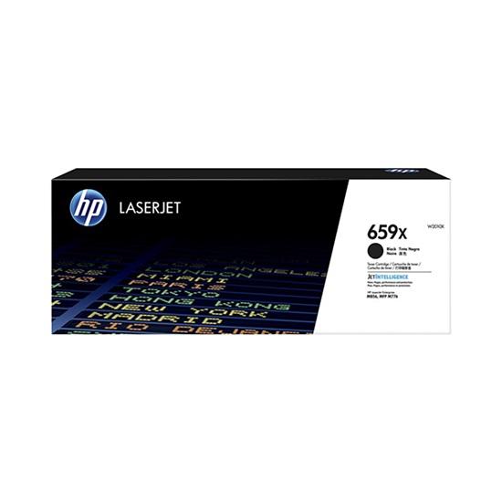 HP 659X Black LaserJet Toner Cartridge (34k) (W2010X) (HPW2010X)