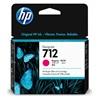 HP Μελάνι Inkjet No.712 Magenta (3ED68A) (HP3ED68A)