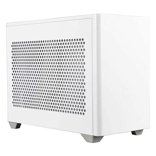 CoolerMaster MasterBox NR200 Mini-ITX Tower Case White (MCB-NR200-WNNN-S00) (COOMCB-NR200-WNNN-S00)