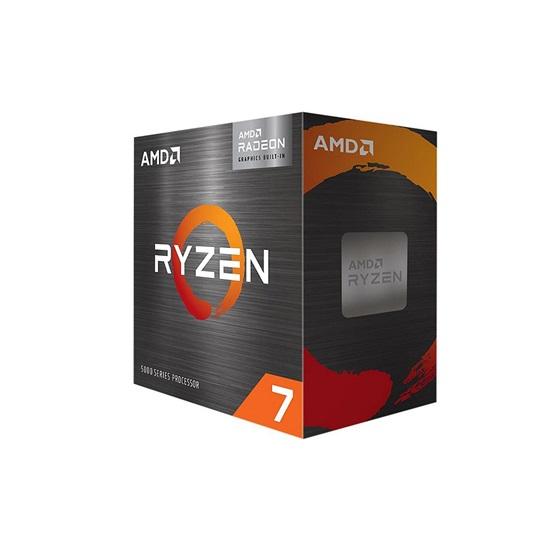 Επεξεργαστής AMD RYZEN 7 5700G Box AM4 (3,80Hz) with Wraith Spire cooler (100-100000263BOX) (AMDRYZ7-5700G)