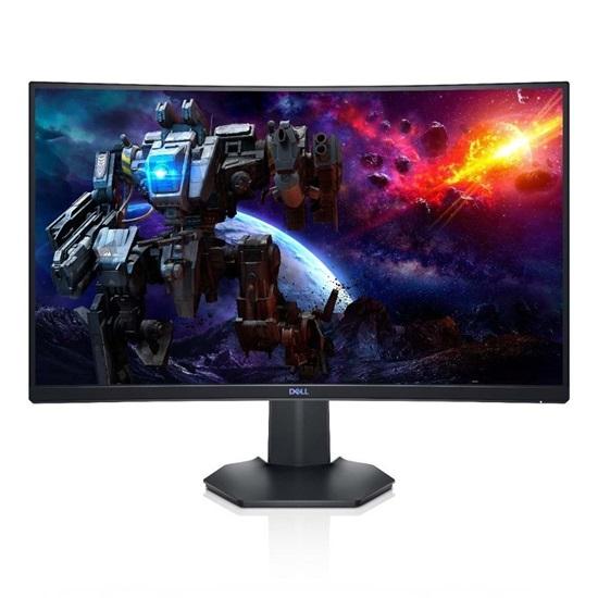 DELL S2721HGF Curved Gaming Ergonomic Gaming Monitor 27'' (S2721HGF) (DELS2721HGF)