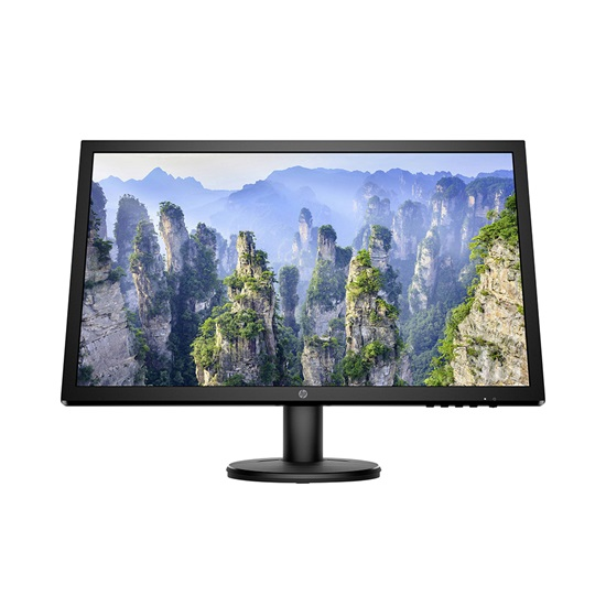 "HP V24 LED FHD Monitor 24"" AMD FreeSync (9SV73AA) (HP9SV73AA)"