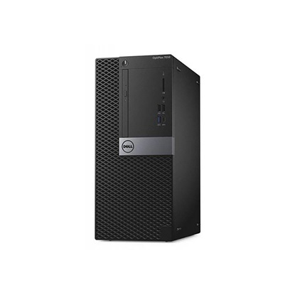 Refurbished Dell 7050 MT (Tower)  i5 7th Gen with 8GB RAM & SSD 512GB
