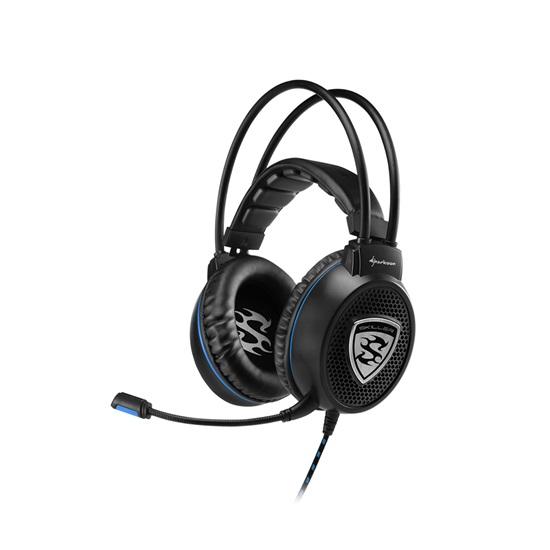 Sharkoon Stereo Gaming Headset (SGH1) (SHRSGH1)