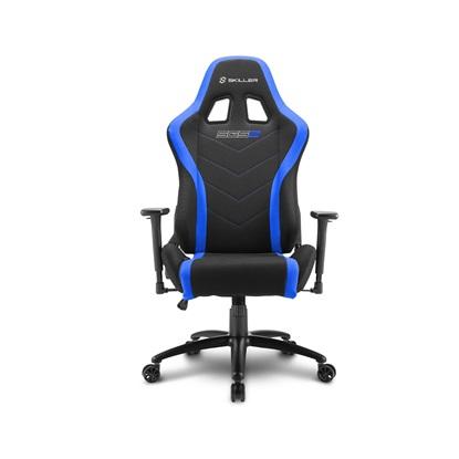 Sharkoon Skiller SGS2 gaming chair Iron Black/Blue (SGS2BL) (SHRSGS2BL)