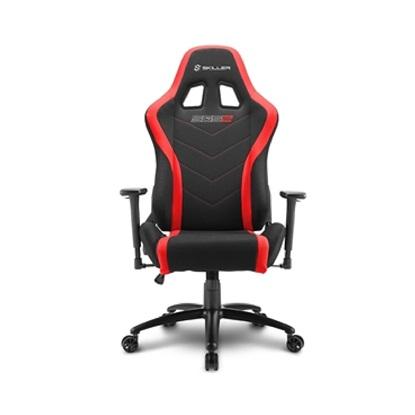Sharkoon Skiller SGS2 gaming chair Iron Black/Red (SGS2RD) (SHRSGS2RD)