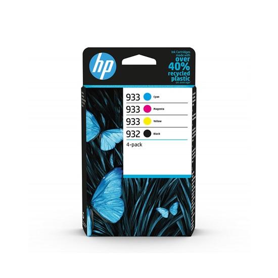 HP Μελάνι Inkjet No.932/933 Multipack (6ZC71AE) (HP6ZC71AE)