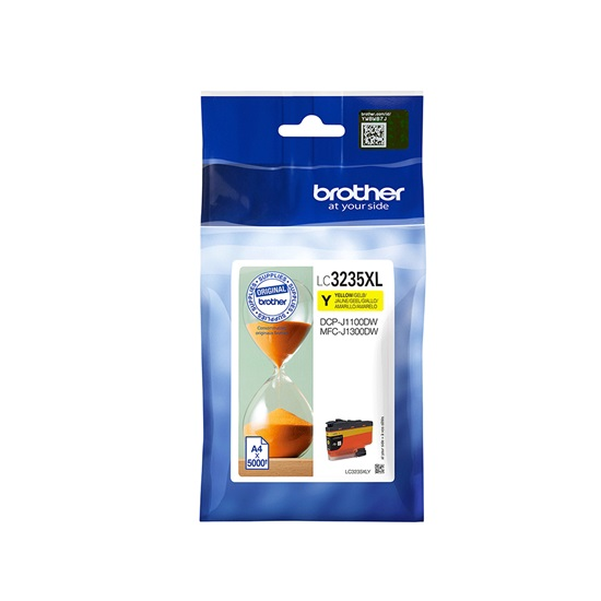Brother LC3235XL Yellow (LC3235XLY) (BROLC3235XLY)