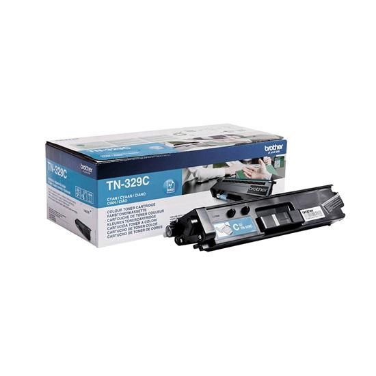 Toner Brother TN-329C HC 6K Cyan (TN-329C) (BRO-TN-329C)