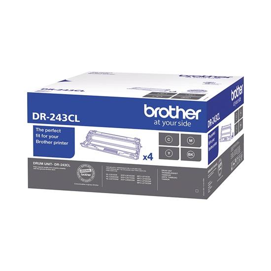 Brother DR-243CL DRUM (DR-243CL) (BRO-DR-243CL)