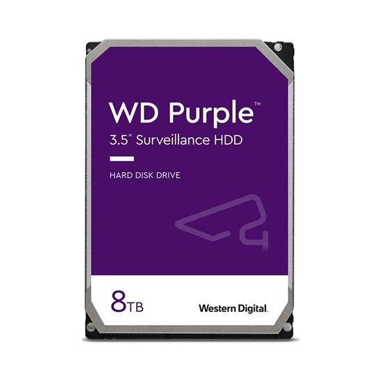 WD Purple Pro Surveillance Hard Drive 8 TB (WD8001PURP)
