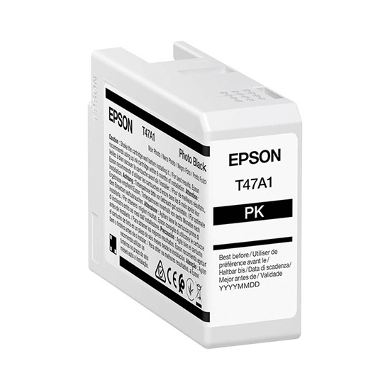 Epson T47A1 Ultrachrome Pro 10 Photo Black(C13T47A100) (EPST47A100)