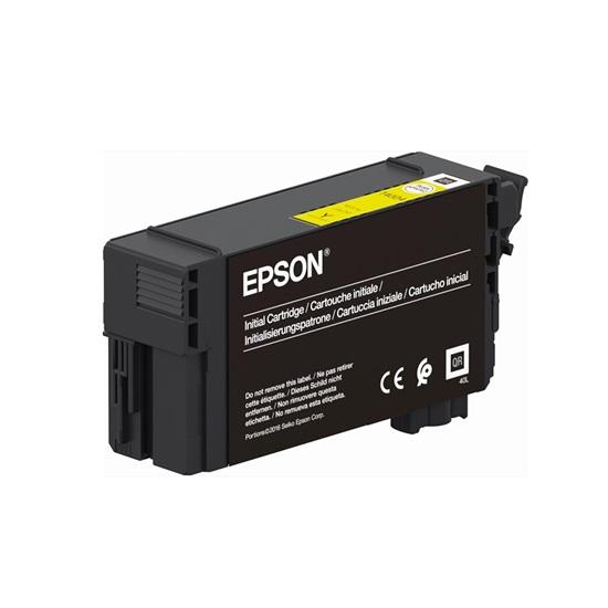 Epson Ink Singlepack UltraChrome XD2 Yellow (C13T40C440) (EPST40C440)-EPST40C440