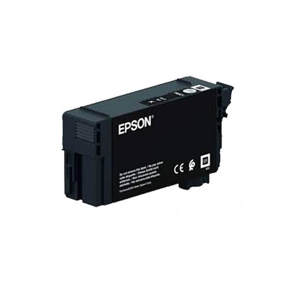 Epson Ink Singlepack UltraChrome XD2 Black (C13T40D140) (EPSC13T40D140)-EPST40D140