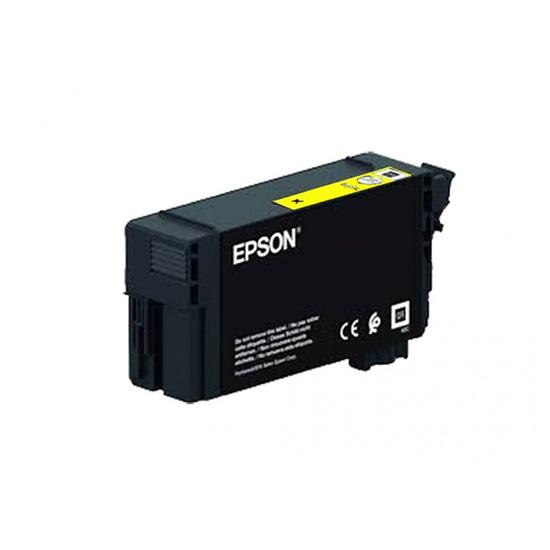 Epson Ink Singlepack UltraChrome XD2 Yellow (C13T40D440) (EPST40D440)-EPST40D440