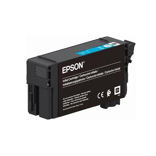 Epson Ink Singlepack UltraChrome XD2 Cyan (C13T40C240) (EPST40C240)-EPST40C240