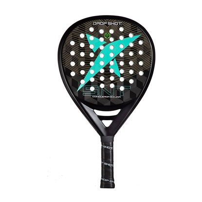 Drop Shot Conqueror 9.0 Junior Padel Racket (DP244002)-DP244002
