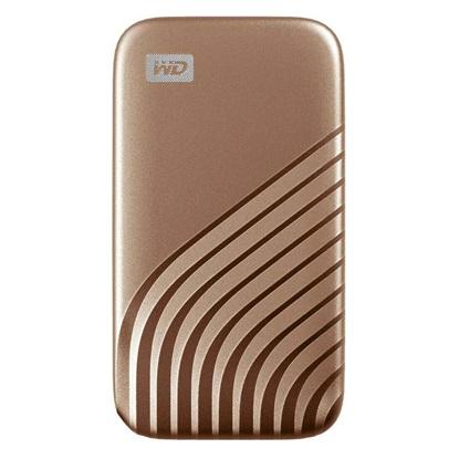 Western Digital My Passport SSD 2TB Gold (WDBAGF0020BGD-WESN)-WDBAGF0020BGD