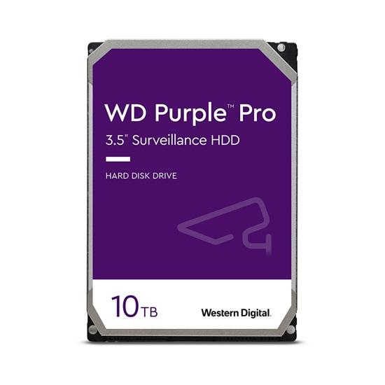 WD Purple Pro Surveillance Hard Drive 10 TB (WD101PURP)-WD101PURP
