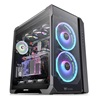 Thermaltake View 51 Tempered Glass ARGB Edition (CA-1Q6-00M1WN-00) (THECA-1Q6-00M1WN-00)-THECA-1Q6-00M1WN-00