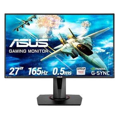 ASUS VG278QR Egonomic Gaming Monitor 27'' with speakers (VG278QR) (ASUVG278QR)-ASUVG278QR