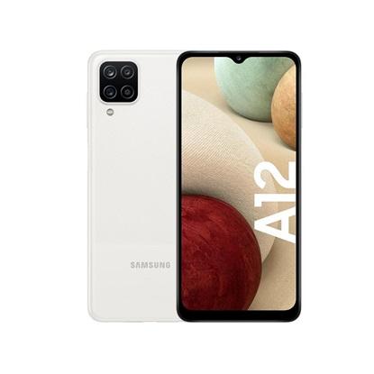 Samsung Galaxy A12 4GB/128GB White (SM-A127FZWKEUE) (SAMSM-A127FZWKEUE)-SAMSM-A127FZWKEUE